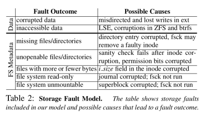 Protocol aware recovery for consensus-based storage – the morning paper